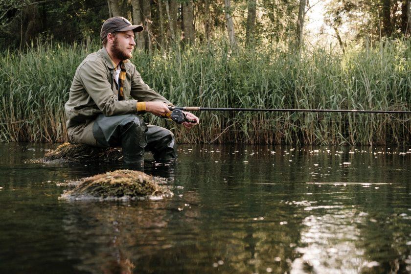 Lystfiskere udnytter livet mentalt